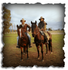 buckle up bush rides